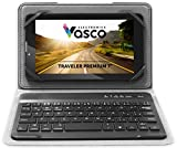Vasco Traveler Premium 7'' with Keyboard, Voice Translator, GPS Navigation, Device for Travellers