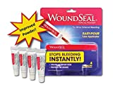 WoundSeal Topical Powder Wound Care First Aid for