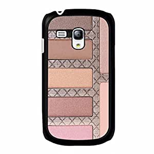 Samsung Galaxy S3 Mini Phone Case, Classical Pattern Cosmetics Design Makeup Palette Phone Case Cover Palette Stylish