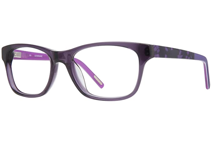 99ff53e769c541 Image Unavailable. Image not available for. Color  COVER GIRL Eyeglasses  CG0520 081 Shiny Violet 50MM