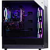 CyberpowerPC Gamer Master GMA8840CPG Gaming Desktop Computer, AMD Ryzen 3 2300X 3.5GHz, 8GB RAM, 1TB HDD + 120GB SSD, AMD Radeon R7 240 2GB, Windows 10 Home