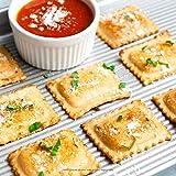 HMR Cheese and Basil Ravioli with Tomato Sauce