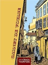 Carnet De Voyage (Travel Journal) by Craig Thompson (2004-08-03)
