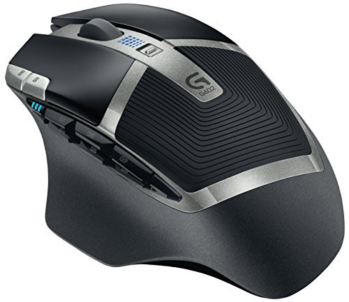 G602 Lag-Free Wireless Gaming Mouse – 11 Programmable Buttons, Up to 2500 DPI (Certified Refurbished) by Logitech (Image #1)