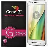 Gene-Z Moto E3 Power Anti Shatter Tempered Glass Screen Protector - 90058