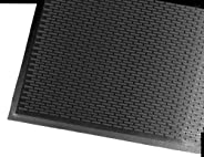 Notrax 340 Soil Guard Rubber Entrance Mat, for Home or Office, 3' X 5
