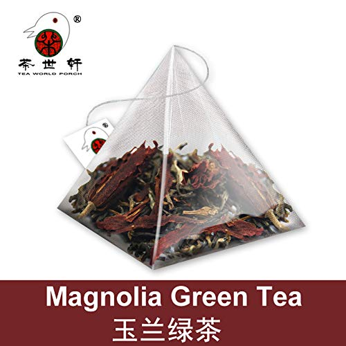 3G X 10PCS Magnolia Green tea Dried Organic Magnolia Blossom Flower Tea Natural Chinese Health Care Beauty scented herbs sale