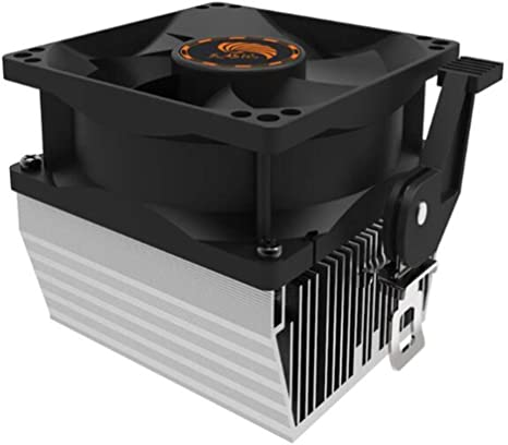 MAFAGE - Ventilador de CPU para AMD AM4 12VDC (80 x 25 mm): Amazon ...