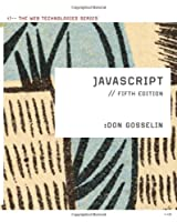 JavaScript: The Web Technologies Series Front Cover