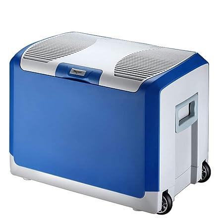 Refrigerador De 40 litros para AutomóVil, Azul con Mini ...