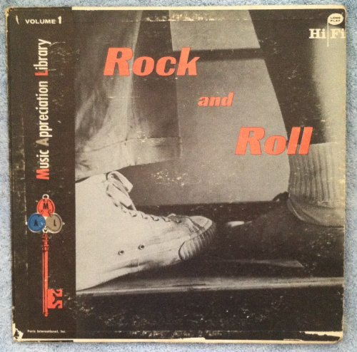 Music Appreciation Library Vol. 1 Rock and Roll - Laboratories Roll