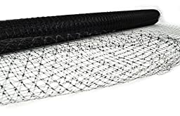 DeerBlock Deer Netting and Fencing (Reusable Protection For Trees and Shrubs From Animals) 7 feet x 100 feet