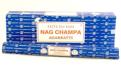Satya Saibaba Nag Champa Garden Sticks.