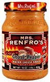 nacho hot cheese sauce - Mrs. Renfro's Nacho Cheese Sauce with Ghost Pepper, Scary Hot 16 Oz (Pack of 2) by Mrs. Renfro's