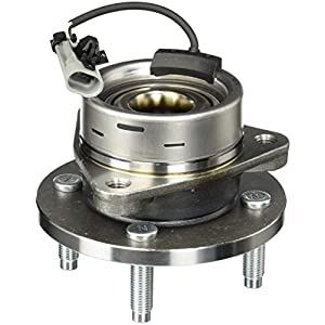 Timken SP550307 Axle Bearing and Hub Assembly
