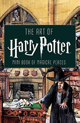 The Art of Harry Potter (Mini Bo...
