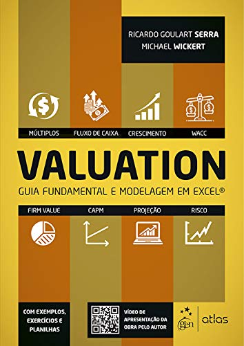 Valuation Guia Fundamental Modelagem Excel® ebook