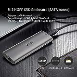 SSK Aluminum M.2 NGFF SSD Tool-Free