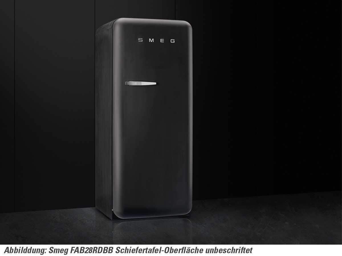Smeg Kühlschrank 140 Cm : Smeg fab rdbb kühlschrank a kühlteil l gefrierteil l