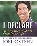 I Declare: 31 Promises to Speak Over Your Life Running Press® Miniature EditionTM