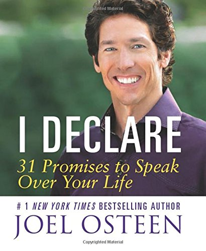 I Declare: 31 Promises to Speak Over Your Life Running Press® Miniature Edition™