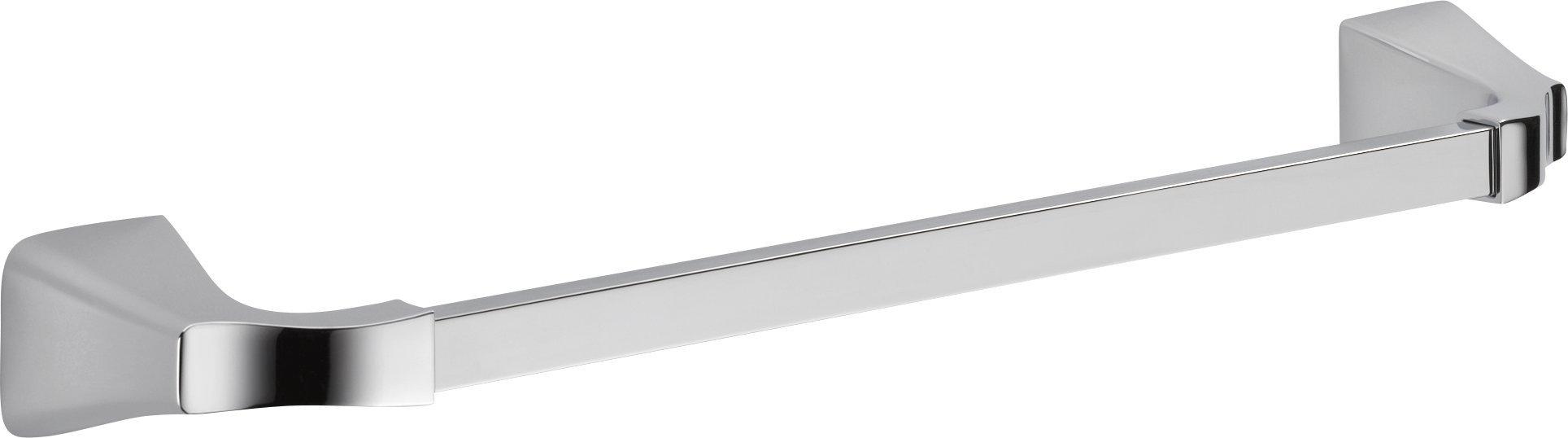 Delta Faucet 75218 Tesla Towel Bar, Chrome, 18'' by DELTA FAUCET (Image #1)
