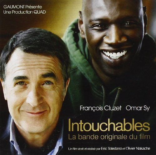 Untouchable (Intouchables) by Ludovico Einaudi & Various Artists (Intouchables Cd)