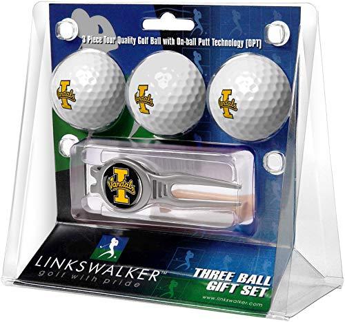 (NCAA Idaho Vandals - Kool Tool 3 Ball Gift Pack)