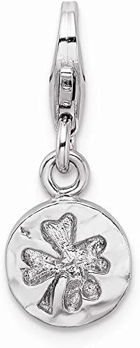 FB Jewels Solid 925 Sterling Silver Horse Charm