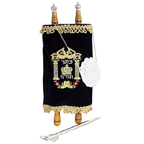 Zion Judaica Ltd Complete Torah Scroll, TR3-19