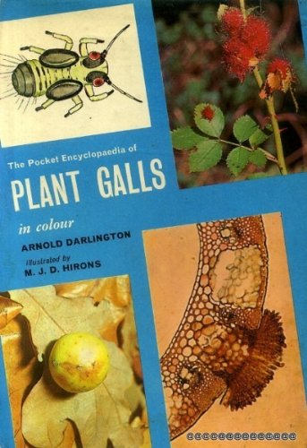 Pocket Encyclopaedia of Plant Galls in Colour - Plant Galls