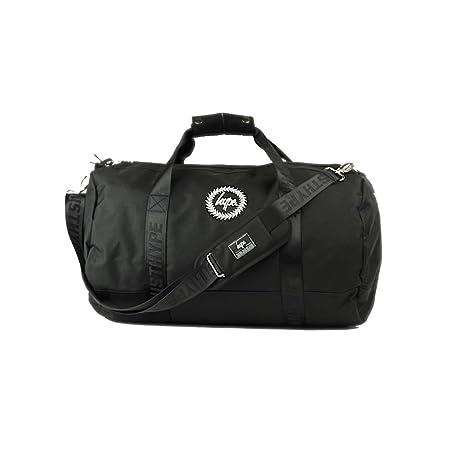HYPE Tonal Duffle Bag Black Sports Bag 35001 - HYPE Bags FPvtRqh5