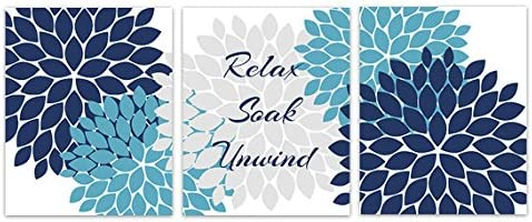 Wall Art Boutique Relax Soak Unwind