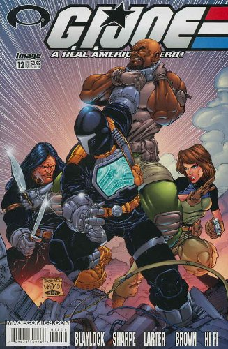 Download G.I. Joe Comic Book (2001) #12 pdf epub