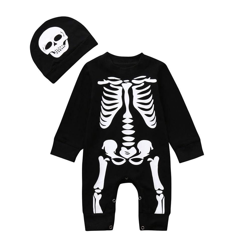 913b0a31764d64 VICGREY ❤ Vestiti di Halloween Bambina Retro Completini Bambino ...