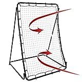 YUEBO Lacrosse Pitchback Rebound Screen