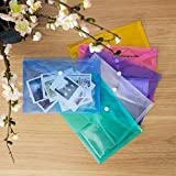 24 Pack A5 Poly Envelope Folder with Snap