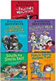 The Diamond Brothers Detective Agency Collection Anthony Horowitz 5 Books Set