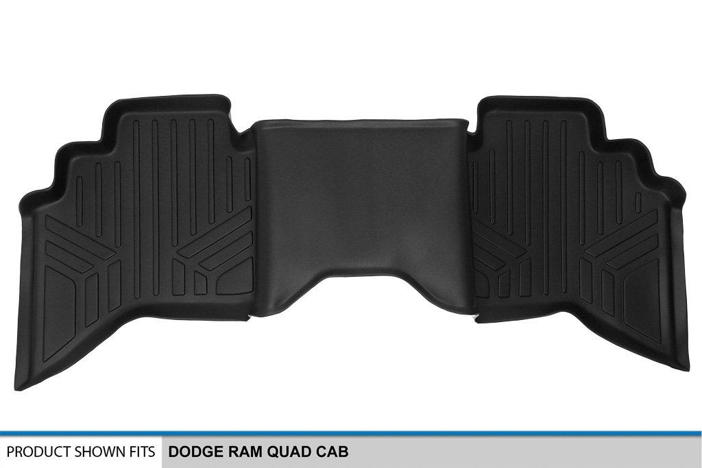 Gray PantsSaver Custom Fit Car Mat 4PC 2807022