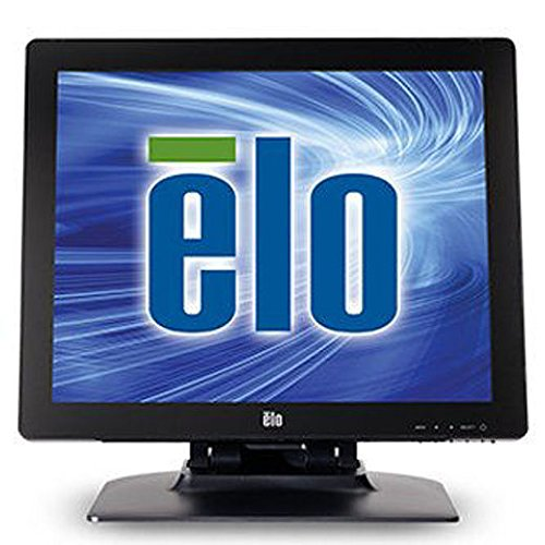 Elo Touch Solutions E683457 1723L Multifunction 17-Inch Desktop Touchmonitor VGADVI PCAP Black