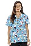 216VG-3-S Just Love Women's Scrub Tops / Holiday Scrubs / Nursing Scrubs