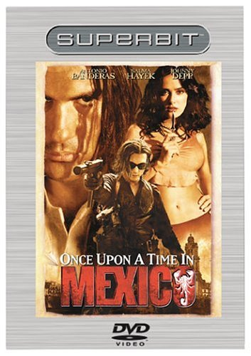 Once Upon a Time in Mexico (Superbit Collection) by