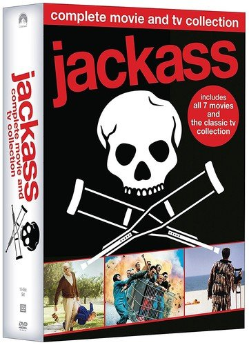 Jackass TV and Movie Collection by Paramount