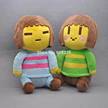 """Undertale Frisk Chara 8"""" Plush Doll Stuffed Toy For Kids Gifts"""