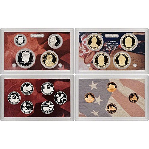 2009 S US Mint Silver Proof Set OGP Original Government Packaging