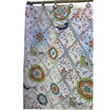 Waterproof Batik Paintings Bathroom Shower Curtain (200*180cm)