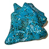 Chrysocolla Cluster 55 Turquoise Blue Gemstone Goddess Stone Higher Self Energy Healing Mineral Africa 4''
