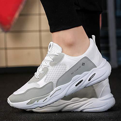 NANXIEHO Chaussures Sport Chaussures Courir Hommes Tendance Loisir Mode Hommes PCqprwPUt