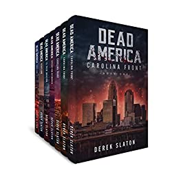 Dead America:  The First Week Box Set Books 1-7 (Dead America Box Sets Book 2) by [Slaton, Derek]