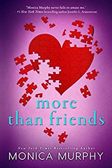 More Than Friends by [Murphy, Monica]